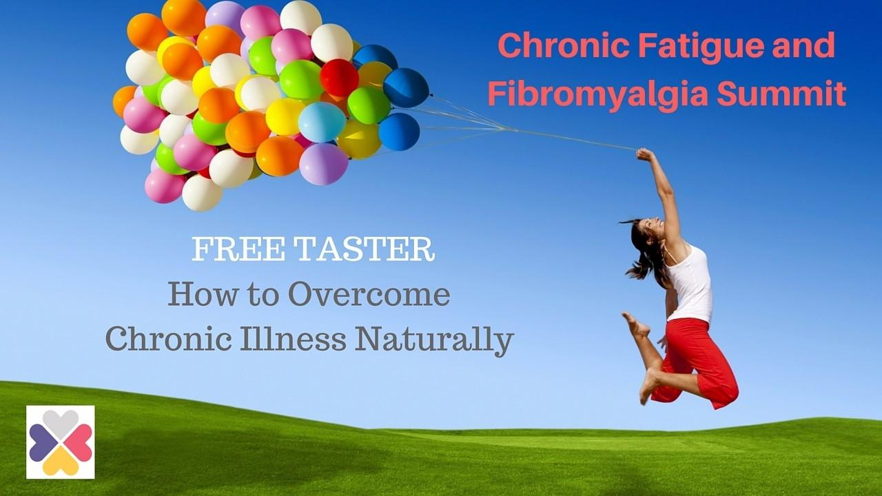 Free Adrenal Fatigue Taster Program - How to Overcome Chronic Illness Naturally