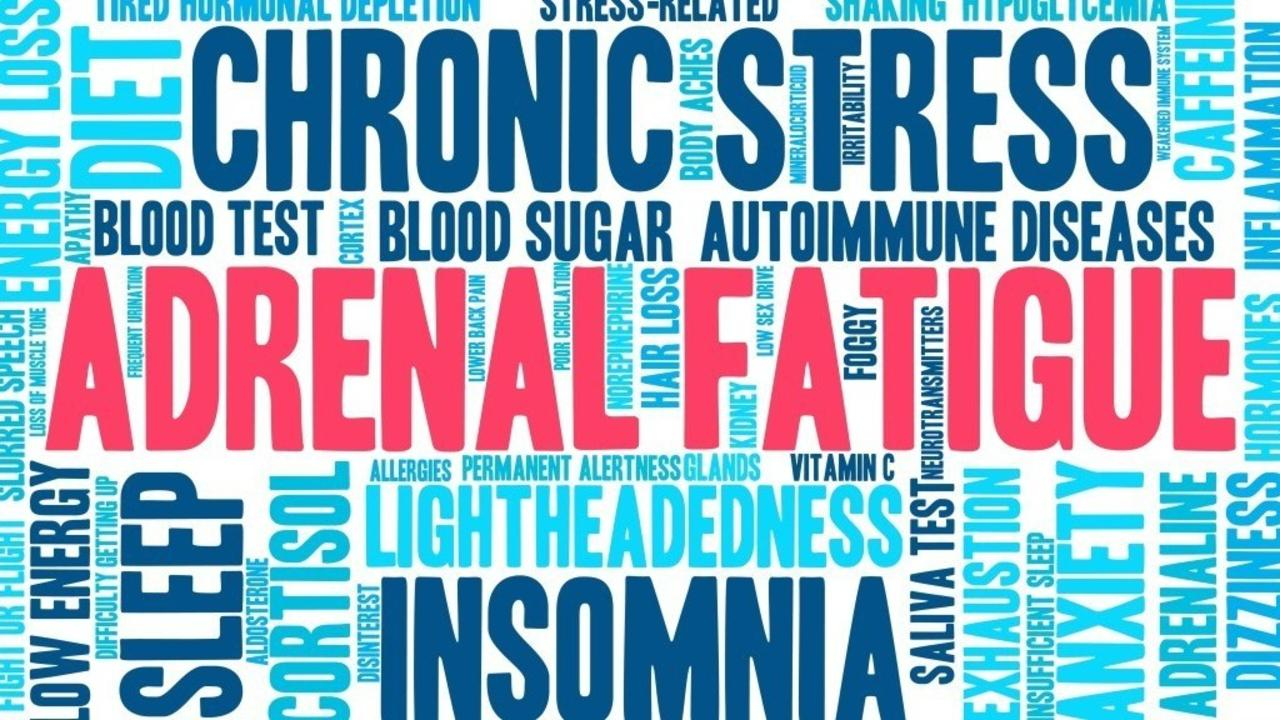 FREE Adrenal Fatigue Assessment