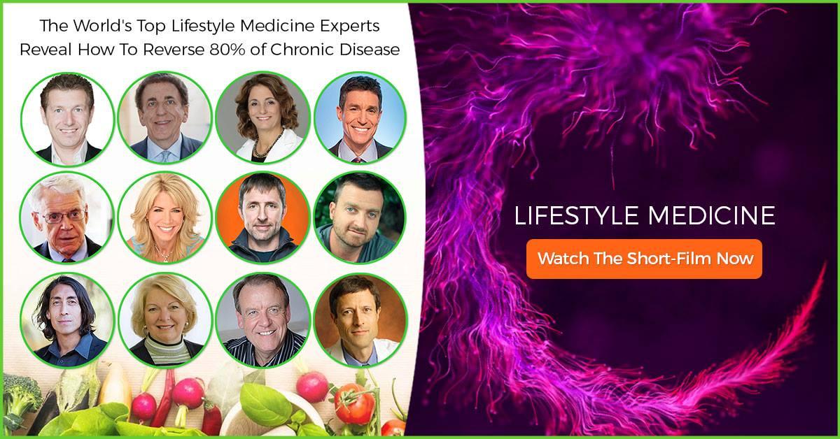 Watch the Movie Premiere 'Lifestyle Medicine'